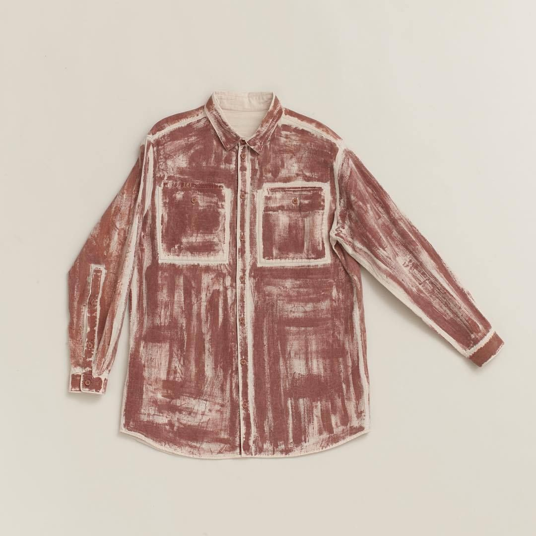 Source Instagram Com Carpenters Shirts Painted Jacket Faye Toogood