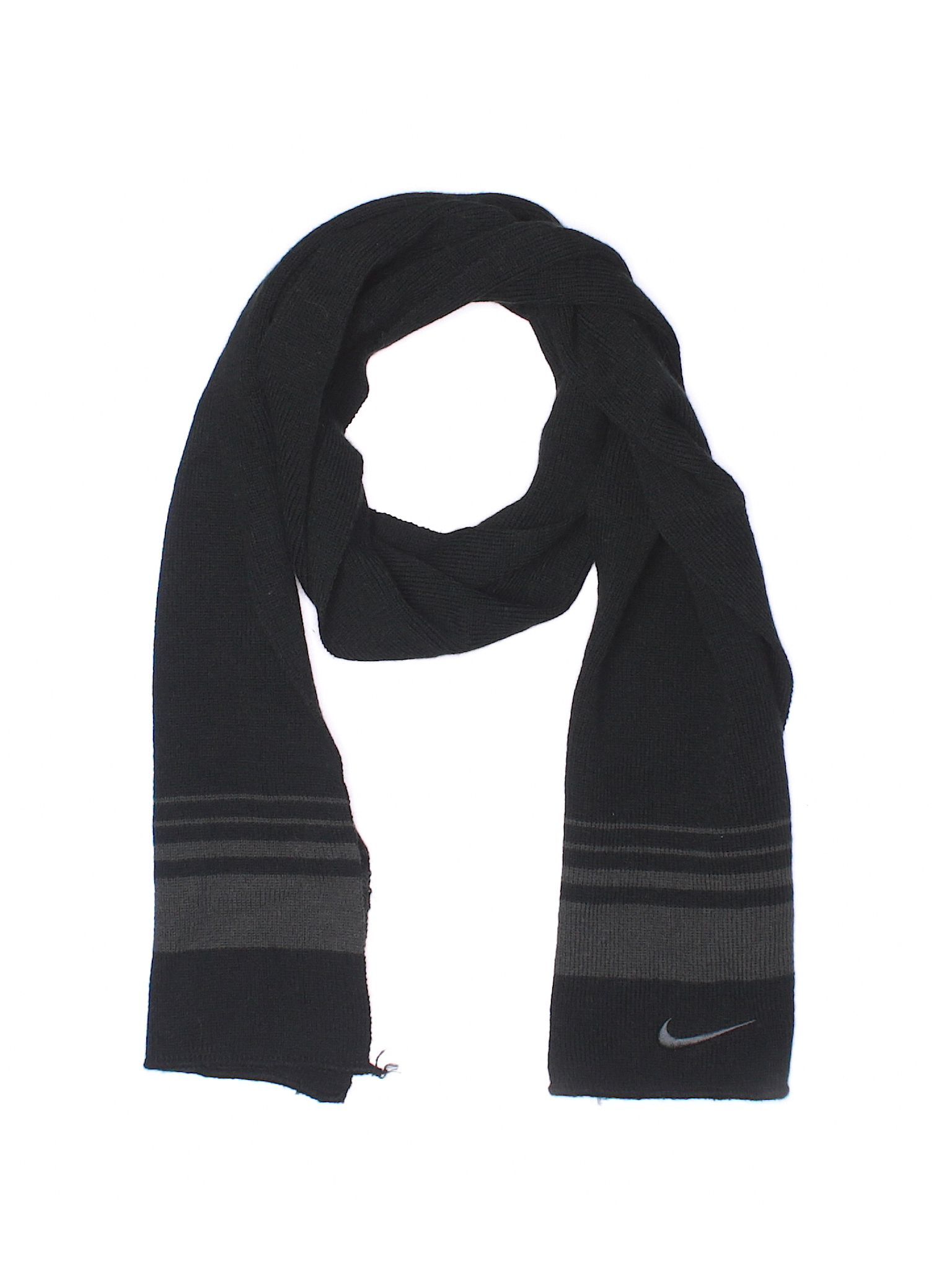 Nike Scarf  Size 0.00 Black Women s Accessories -  15.99 3b1b17d5a