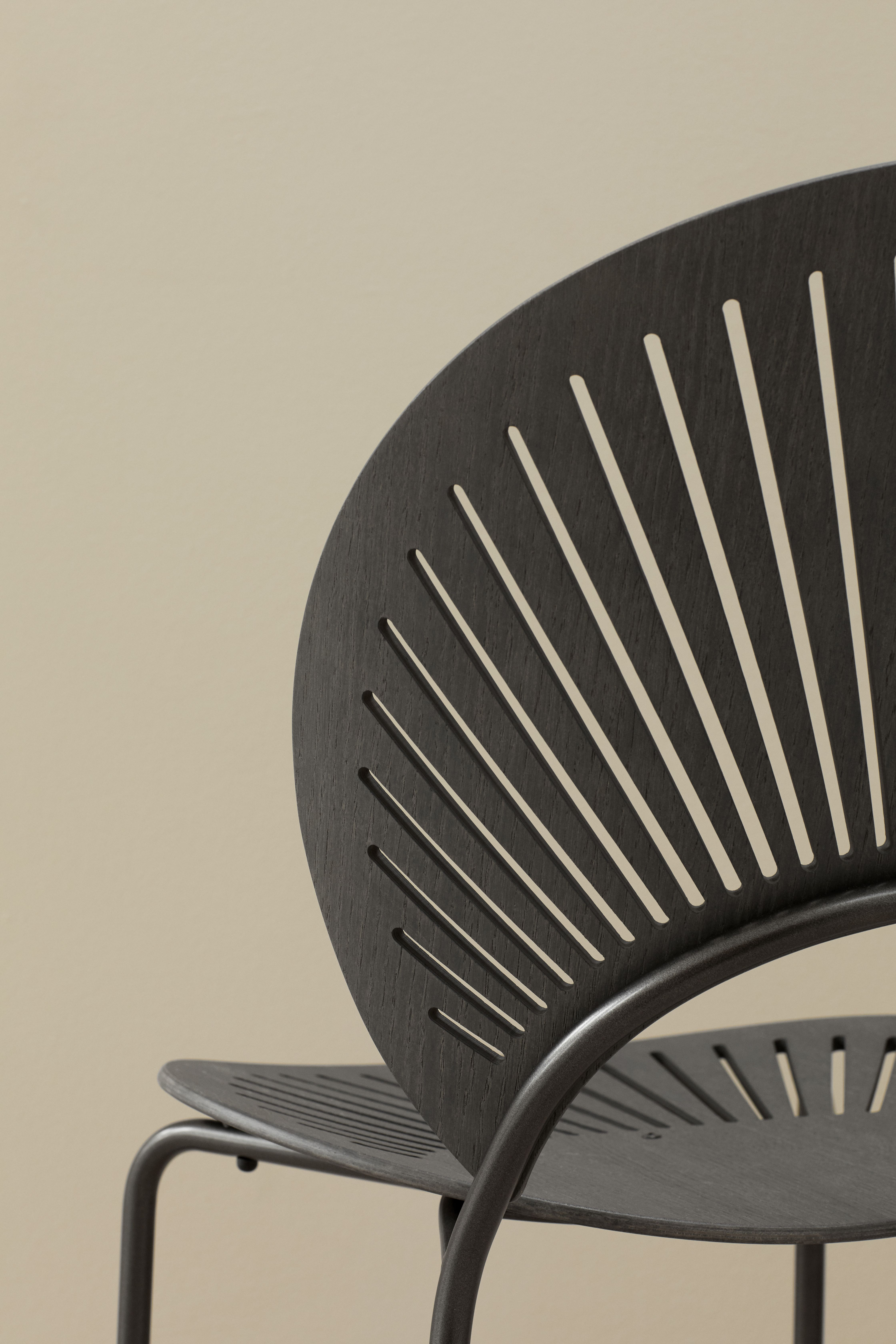 Fredericia The precise transparency of the Trinidad chair