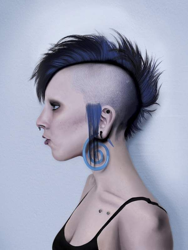 Related Image Mohawk Hairstyles For Women Mohawk Hairstyles Hair Styles