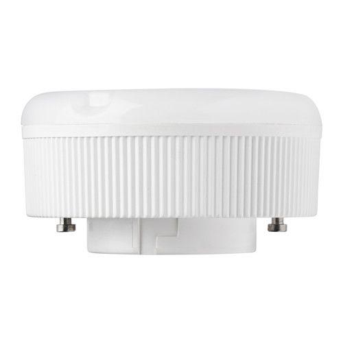 LEDARE LED-Lampe GX53 600 lm IKEA Leuchtdioden verbrauchen ca 85 - led lampen schlafzimmer