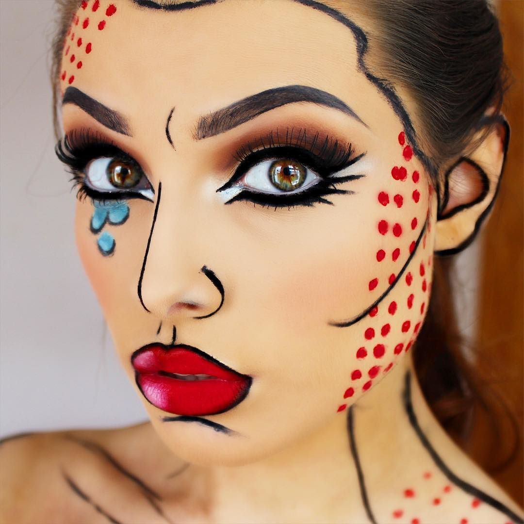 Amazing 37 The Best Halloween Makeup Ideas You Must Try http   outfital. ea925d2e424e4