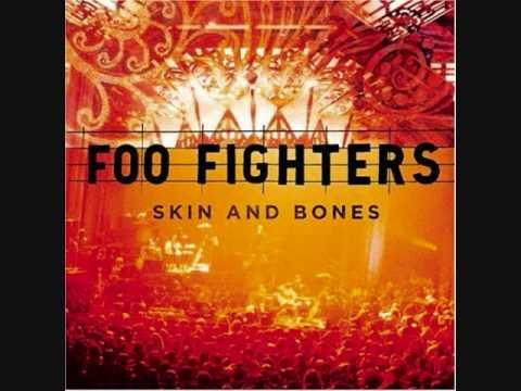 Foo Fighters Everlong Live Skin And Bones Album Foo Fighters Foo Fighters Album Foo Fighters Songs