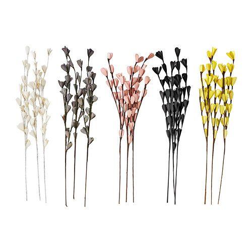Ikea TORKA Ramo de flores secas, colores variados