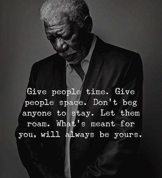 Don't Beg