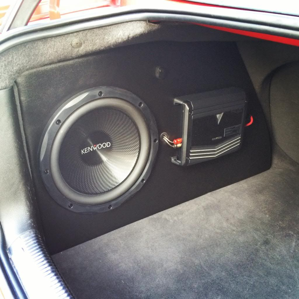 Diy How To Install Car Subwoofer With Diagrams