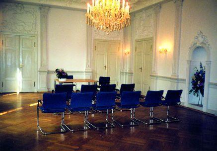 Standesamt Steglitz-Zehlendorf  Herrrenhaus  gutshaus trausaal