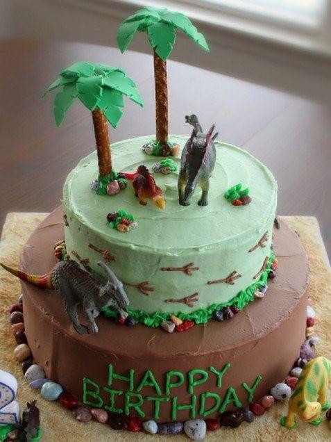 22 awesome dinosaur birthday cakes for kids slide 10 iVillage AU