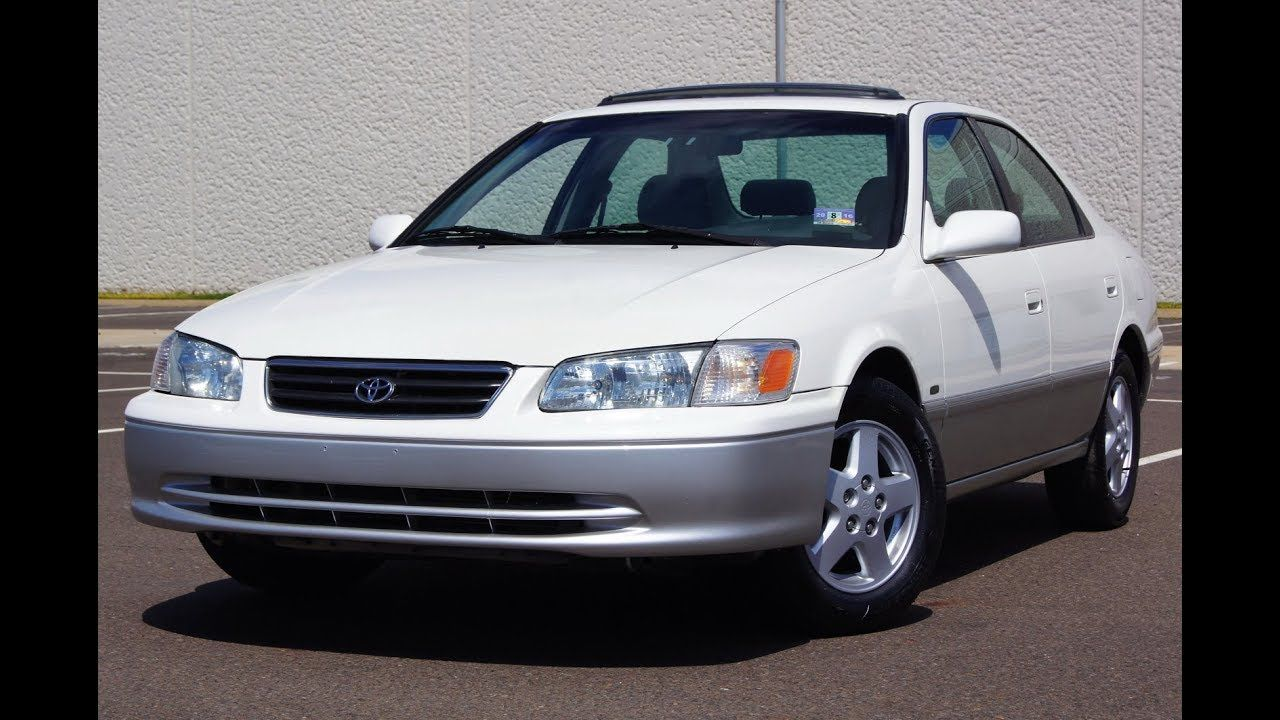 Very Rare 2001 Toyota Camry Gallery Series 2 2l 4 Cylinder Engine Toyota Camry Camry Toyota