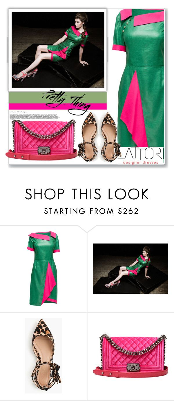 """LATTORI"" by edita-n ❤ liked on Polyvore featuring Lattori, J.Crew and Chanel"