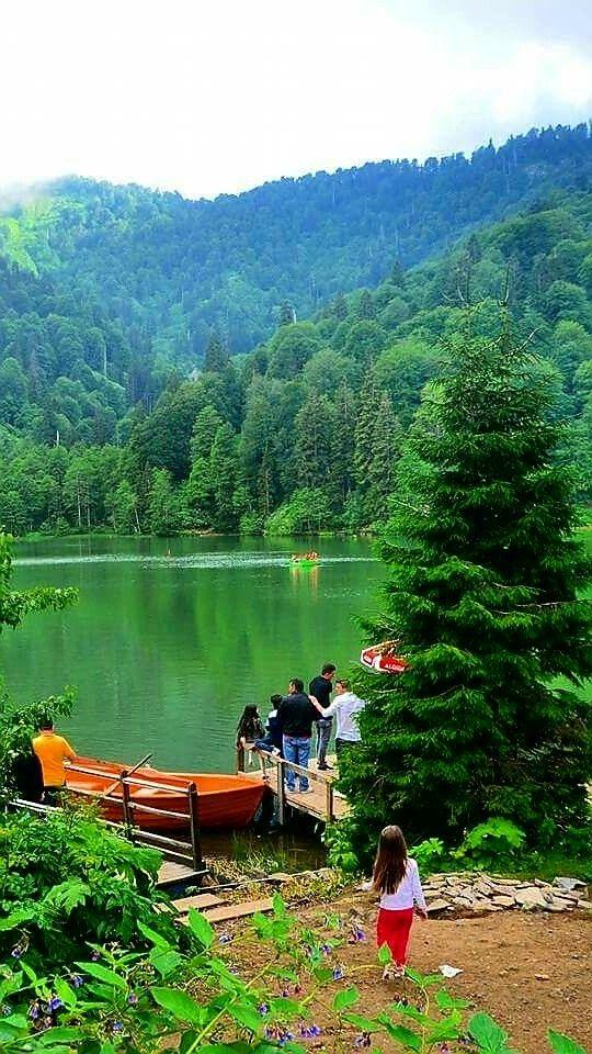 Karagol Artvin Turkey Koto Travel Colors Of Turkey