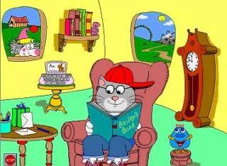 Bailey S Book House Mac Game Childhood Memories 2000 Computer