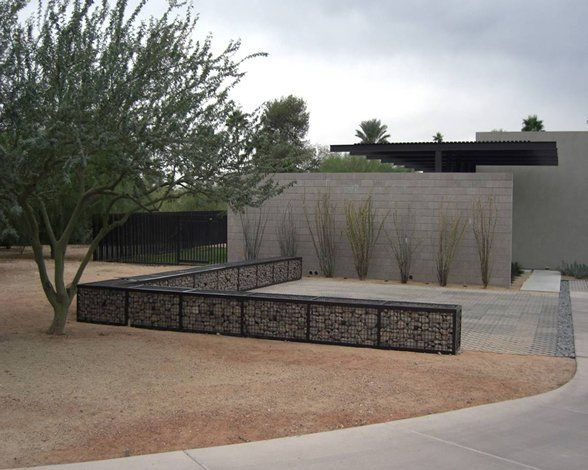 Product And Application Gallery Mcnichols Jardin Seco Arquitectura Jardines