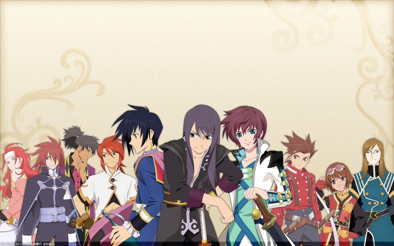 Tales Of Series Wallpaper 4 Tales Anime Series