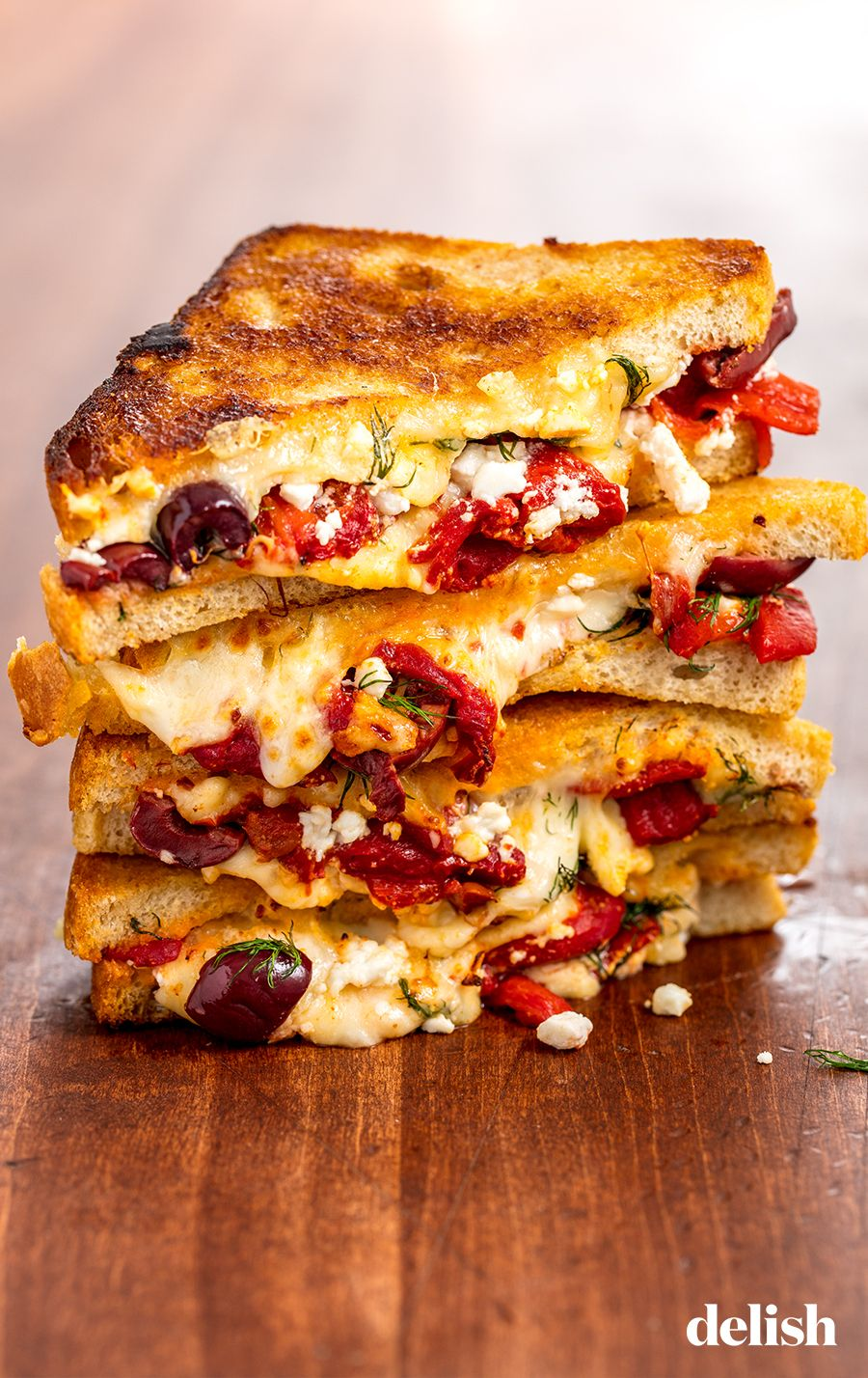 Greek Grilled Cheese Best Vegetarian Sandwiches Vegetarian Sandwich Gourmet Grilled Cheese