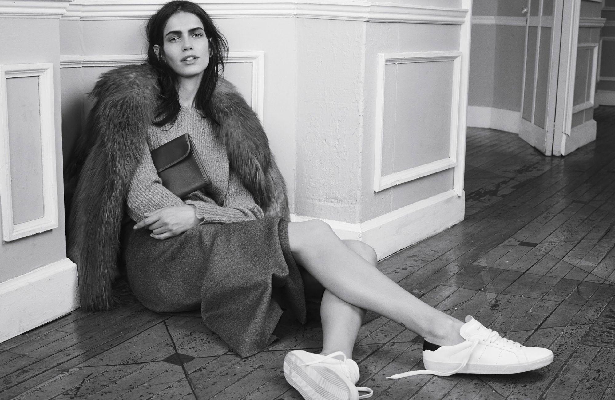 Amanda Wellsh by Benny Horne for Vogue Spain September 2014 4