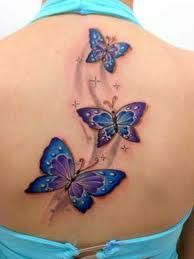 Photo of Image result for Butterfly Tattoo Neck – Image result for Butterfly Tattoo …
