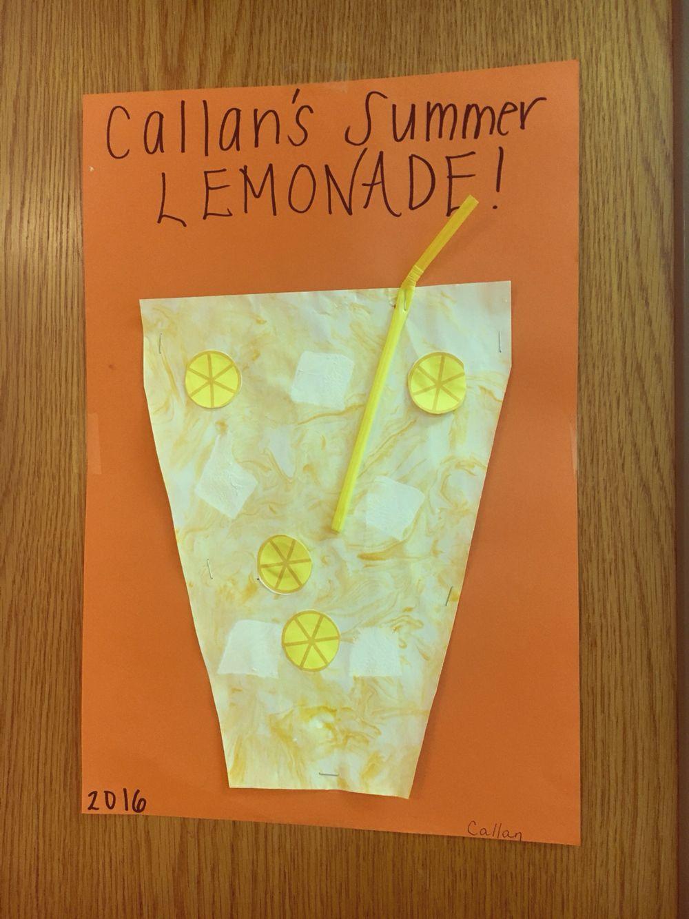 when life gives you special ed summer school make lemonade
