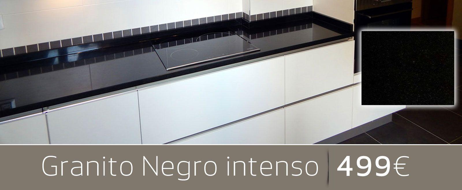 oferta encimera granito negro encicruz encimeras silestone dekton neolith naturamia http www. Black Bedroom Furniture Sets. Home Design Ideas