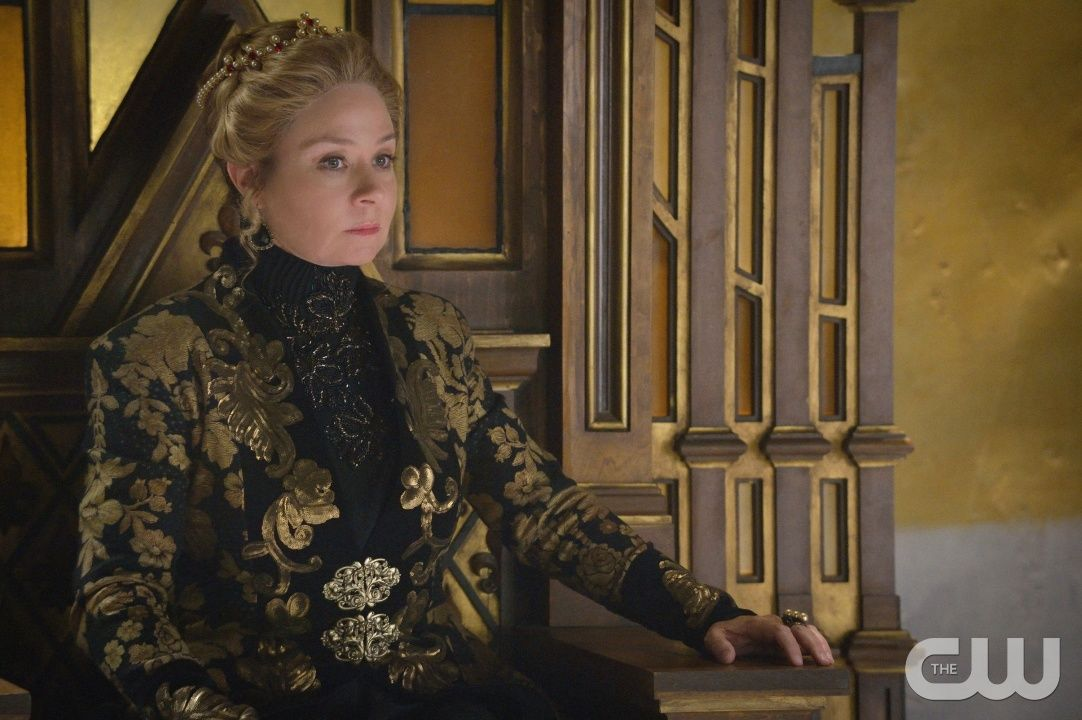 """Reign -- """"The Plague"""" -- Image Number: RE201a_0169.jpg -- Pictured: Megan Follows Catherine de Medici -- Photo: Ben Mark Holzberg/The CW -- © 2014 The CW Network, LLC. All rights reserved."""