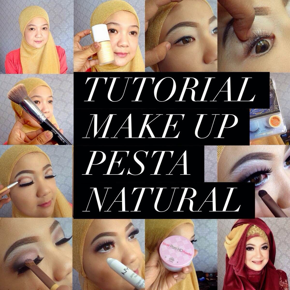 Review Sederhana Tentang Muslimah CosmeticsTutorial Make Up