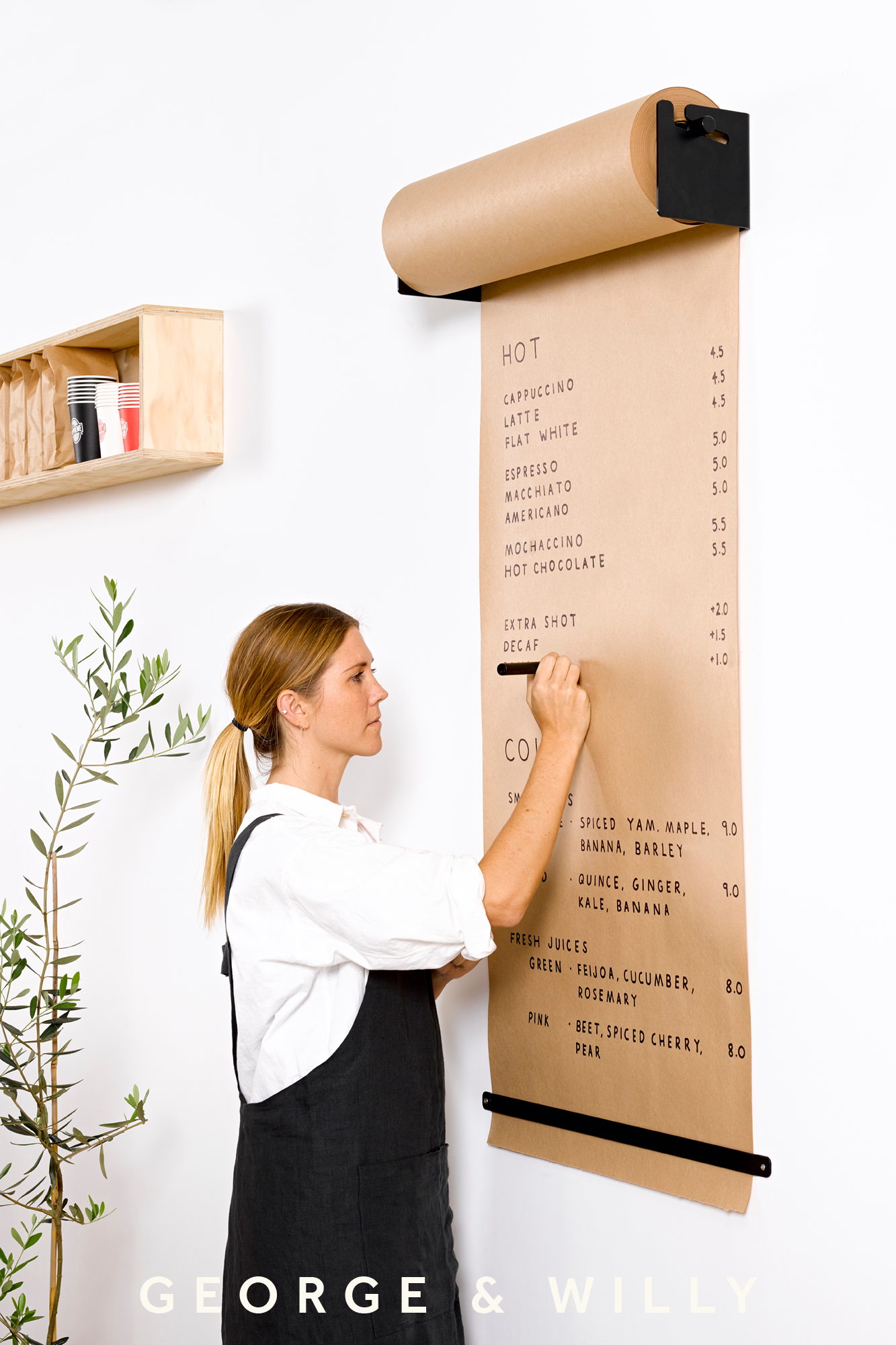 The Best Paper Roller for Your Home, Office or Cafe - Elevate Your Space Today