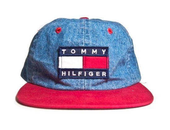 0c48faf31e6e VINTAGE TOMMY HILFIGER