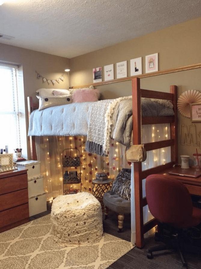 50 Affordable Cute Dorm Room Decorating Ideas Budget Friendly