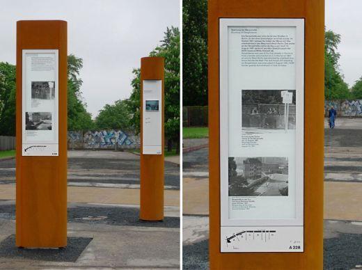Gedenkstatte Berliner Mauer On Architektur Berliner Mauer Mauer Gedenken