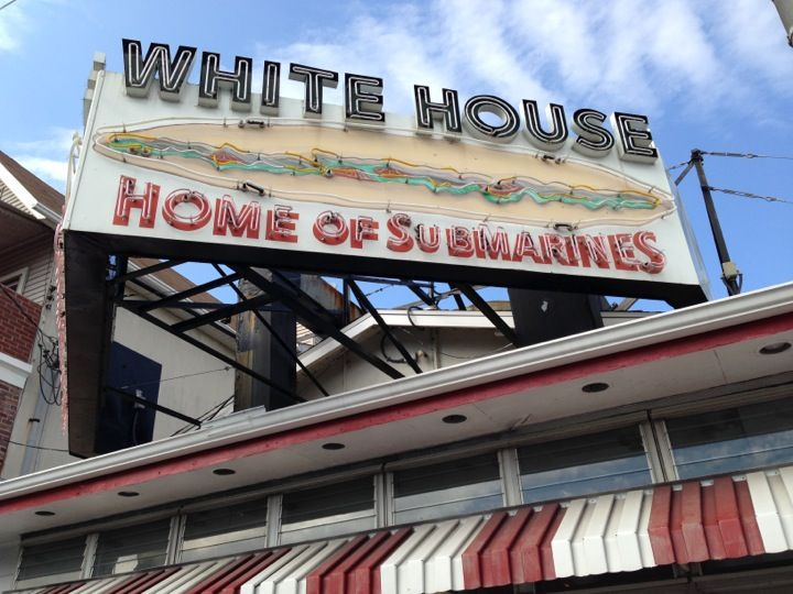 White House Sub Shop In Atlantic City Nj White House Atlantic City Sub Shop