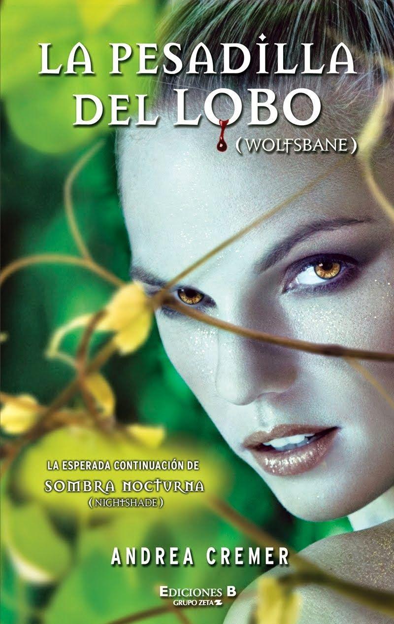 La Guardia De Los Libros La Pesadilla Del Lobo Saga Nightshade 2 Andrea C Libros Eróticos Libros Pesadillas