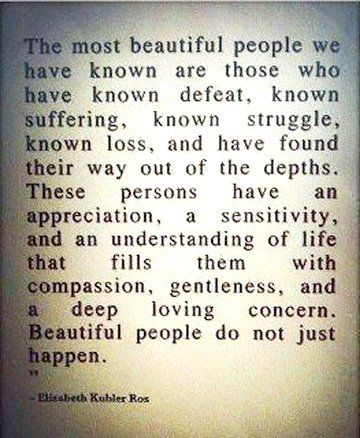 Beautiful people.