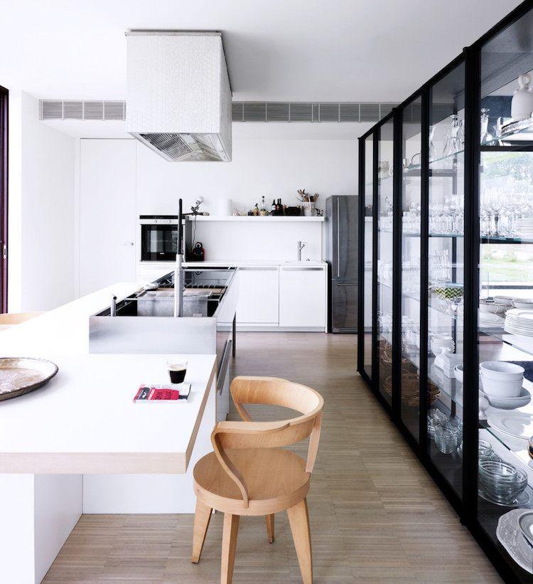 Conseils cuisine  quel type du0027 agencement cuisine choisir ? - agencement de cuisine ouverte