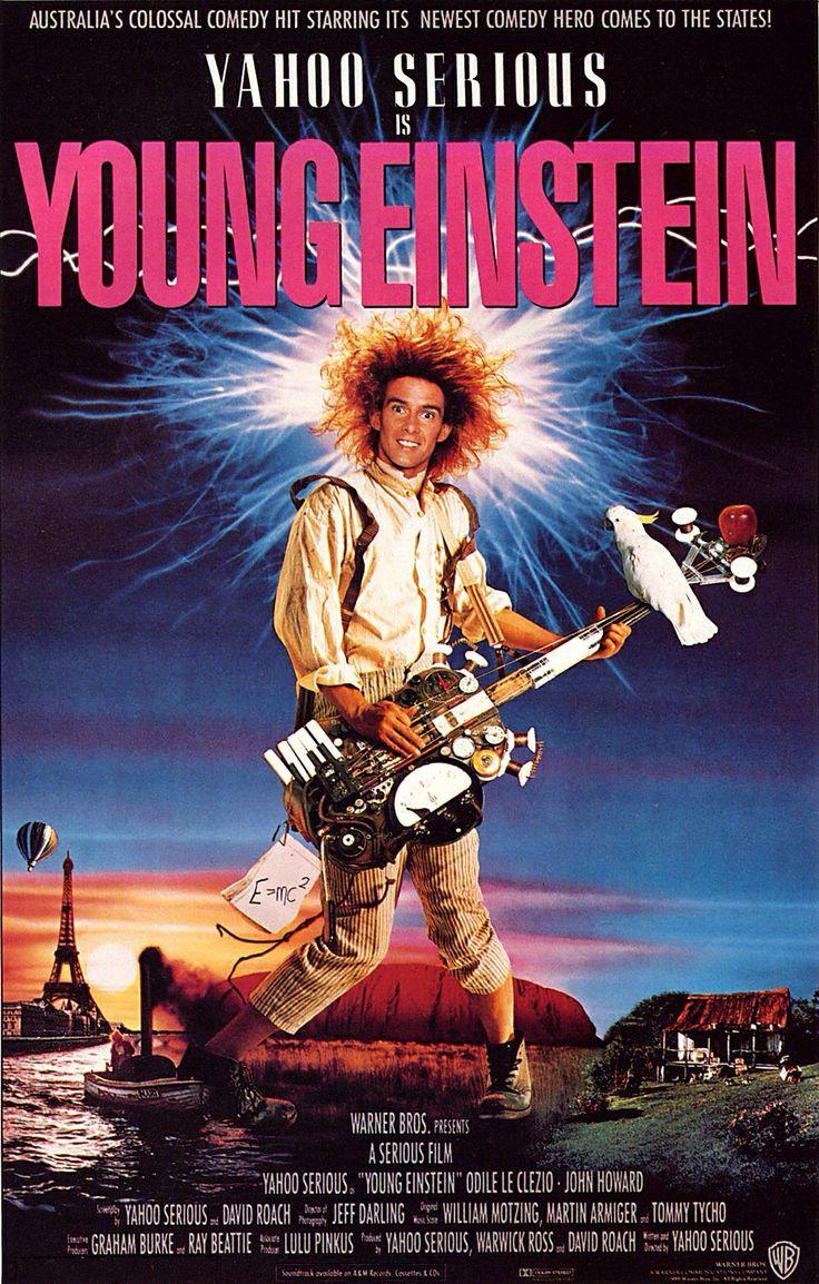 Young Einstein (1988) Parody film/Australian film Movie