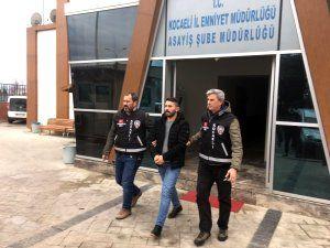 Vatandaşın cep telefonunu gasp eden şahıs tutuklandı Vatandaşın cep telefonunu gasp eden şahıs tutuklandı
