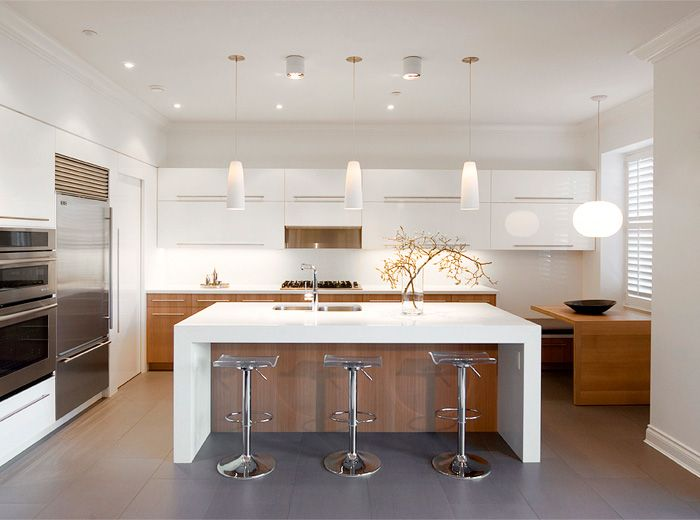 1' x 2' grey floor tiles. West Vancouver home renovation   eastwood ...