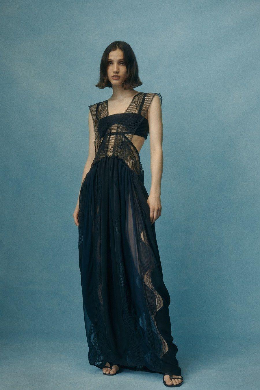 Christopher Esber PreFall 2020 Fashion Show в 2020 г. Мода