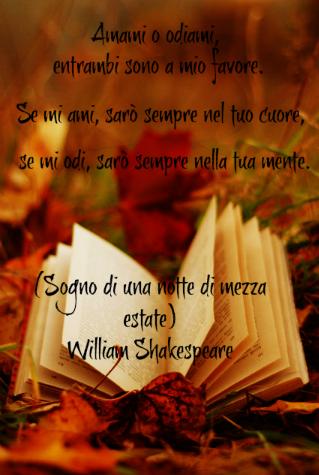 Sogno Di Una Notte Di Mezza Estate William Shakespeare Shakespeare Citazioni Sulla Lettura William Shakespeare