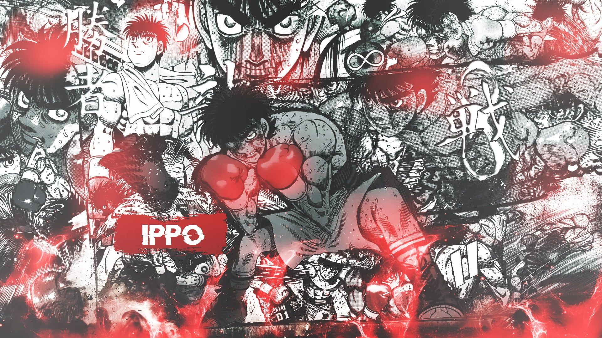 Anime Hajime No Ippo Makunouchi Ippo 1080p Wallpaper Hdwallpaper Desktop Wallpaper Hd Wallpaper Anime