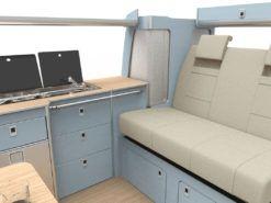 VW T5 T6 Camper Van Conversion Furniture