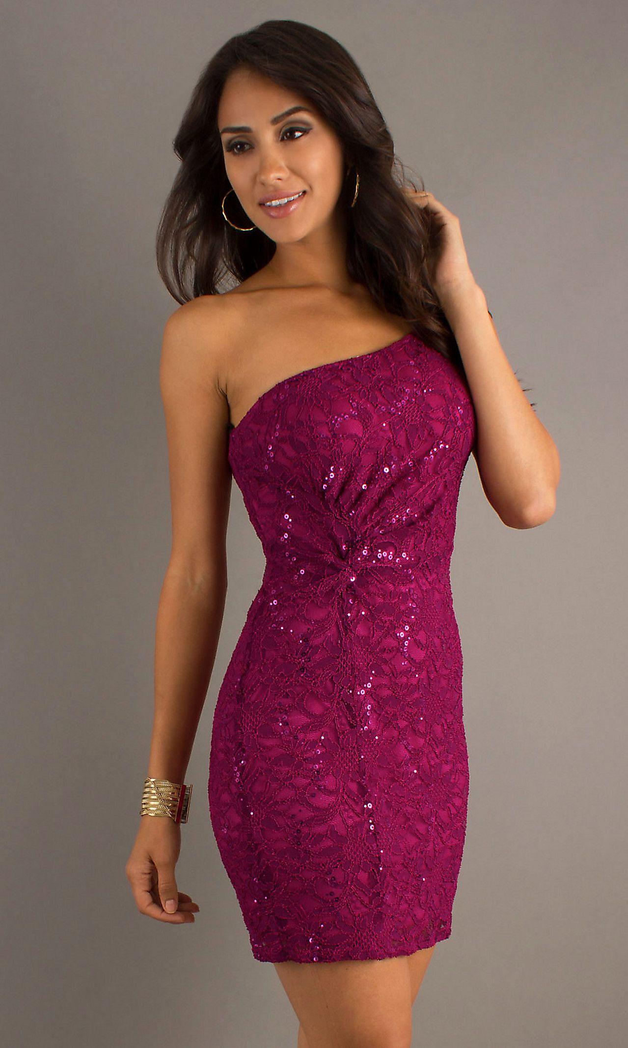 Short one shoulder dress ju beautiful style pinterest