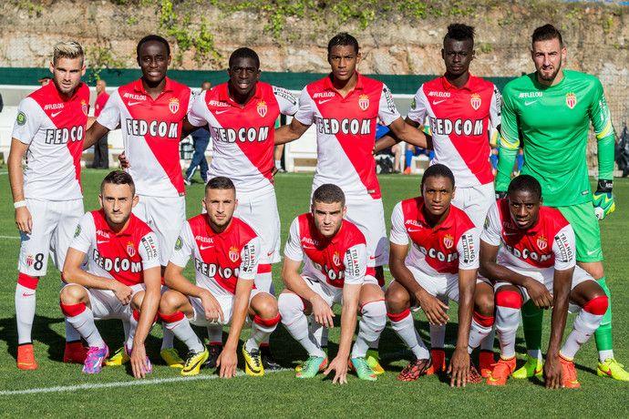 Inilah skuad terbaru AS Monaco musim 2016/2017. Daftar
