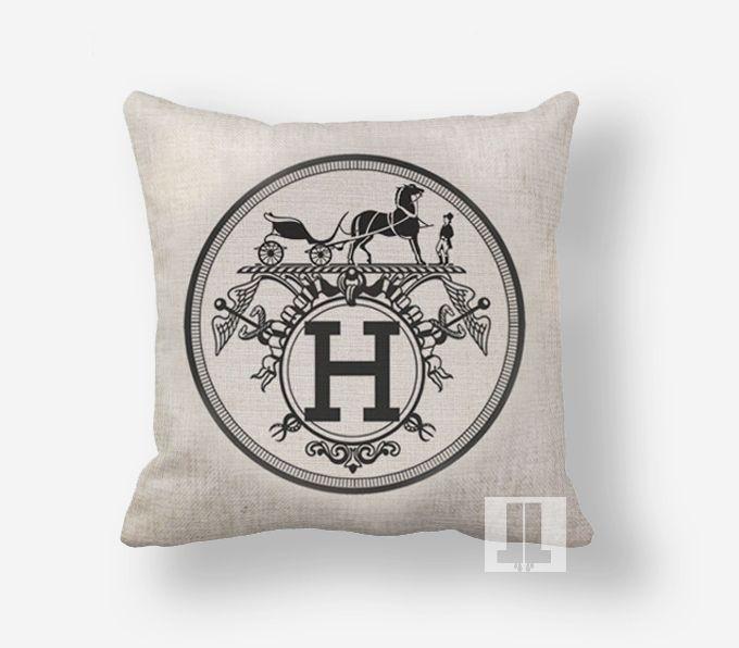 hermes style cushion hermes style