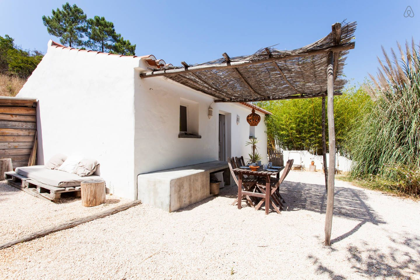 Modern And Tipical Portugues House In Aljezur Municipality Mediterranean Homes Renting A House Beach House Decor