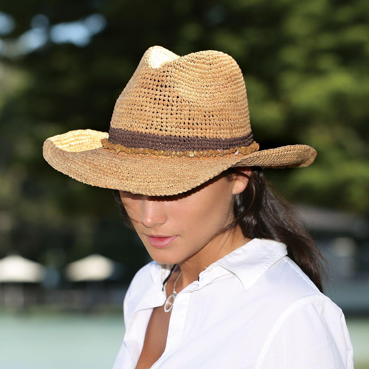 Tahiti Cowboy Sun Protection Hat Cowboy My Style