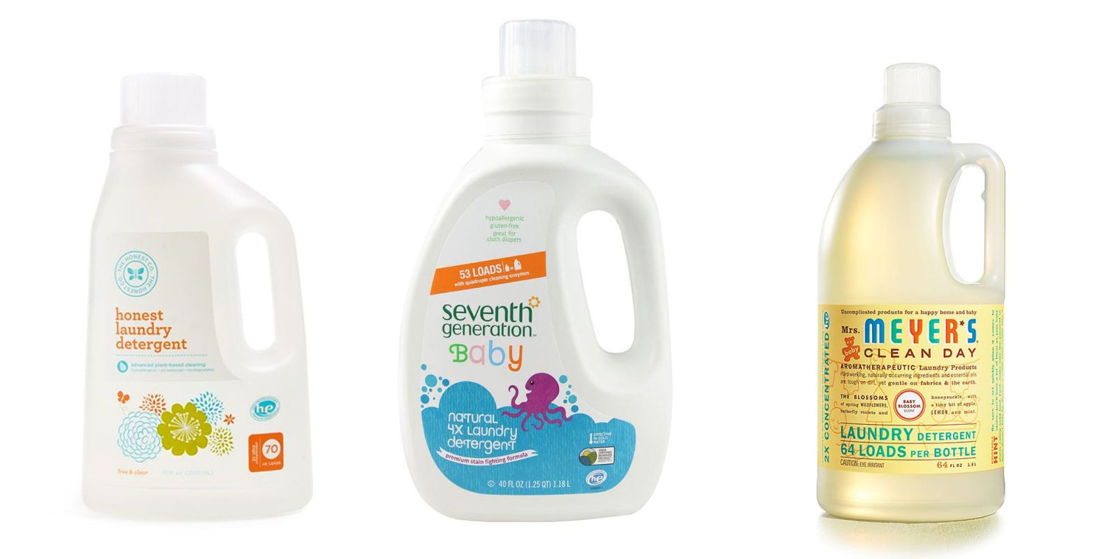 These Laundry Detergents Are Better For Your Baby S Delicate Skin