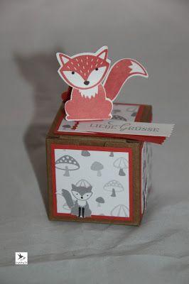 Scrapbooking Tati: Foxy Friends