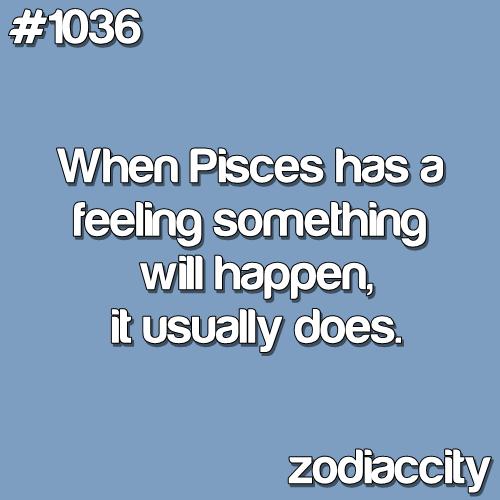 Odd but true.