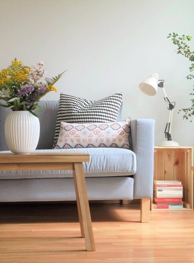 Sonntagsblumen Air bnb, Interiors and Living rooms - wohnzimmer modern eingerichtet