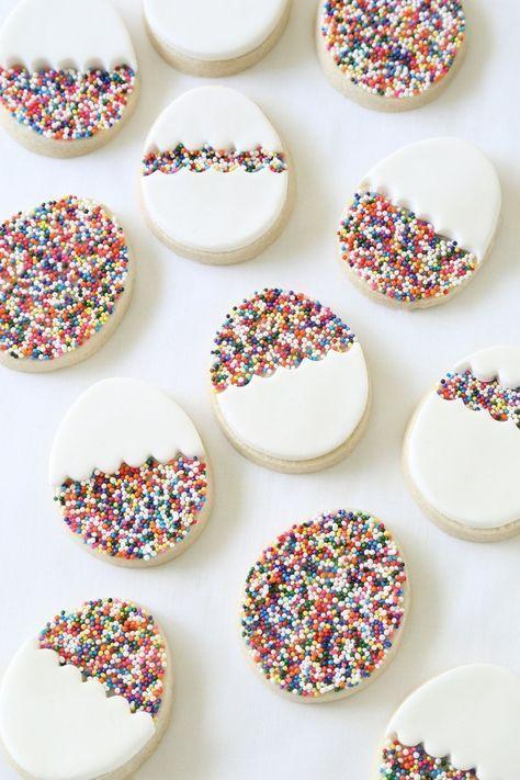Kekse selber backen - 66 Ideen, wie Sie die Osterplätzchen verzieren